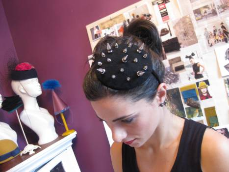 Milliner Satya Twena: Fascinators Are In This Season