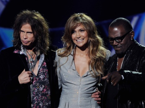 "Jennifer Lopez and Steven Tyler Join ""American Idol"""