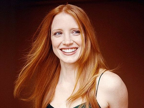 "Jessica Chastain's Meteoric Rise Taking Her to ""The Wettest Country"""