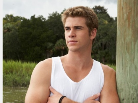"Attention ""Last Song"" Extras: Please Lose In Volleyball to Liam Hemsworth"
