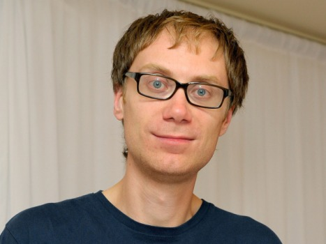 Stephen Merchant Busting Out In the U.S.