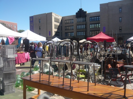 Brooklyn Flea Ranks Top Five in America