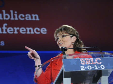 Oh God! Calling Out The Not--Silent Sighs Over Sarah Palin's Reality Show