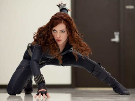 "Black Widow Could Be Going Solo After ""The Avengers"""