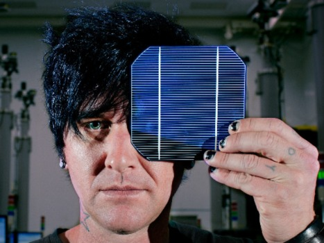 Project Runway Winner Seth Aaron Henderson is Designing a Solar Clothing Collection