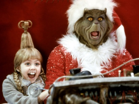 Wednesday Watch List: Grinch vs. Grinch: WHO YA GOT?!