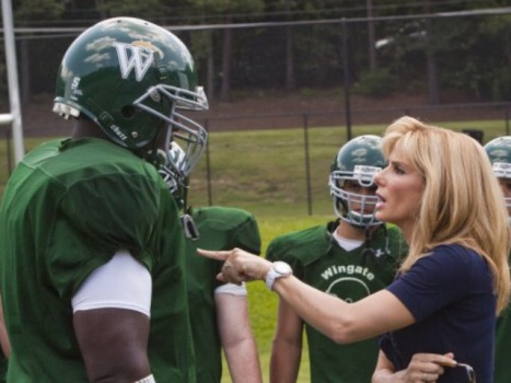 "Churches Had Role in ""The Blind Side"" Success"