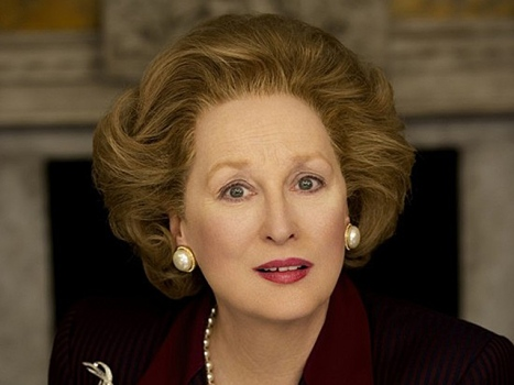 "A Real ""Iron Lady"" Trailer Finally Arrives"