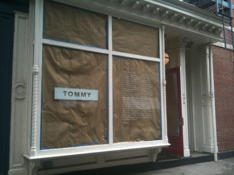 Hilfiger's New Tommy Concept to Open on Bleecker
