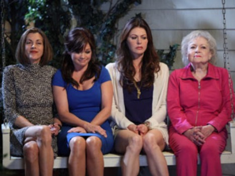 Hot in Cleveland and Everywhere, Betty White Keeps Rolling