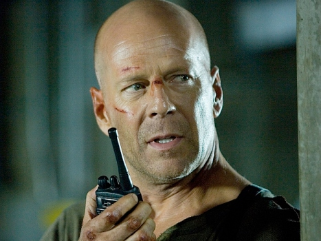 "Bruce Willis Is ""Seeing Red,"" and So Will We"