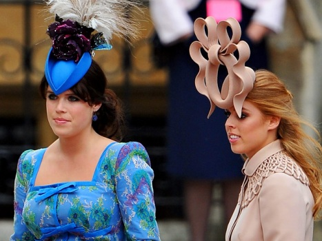 Princess Beatrice's Royal Wedding Hat Sold for $130K on eBay