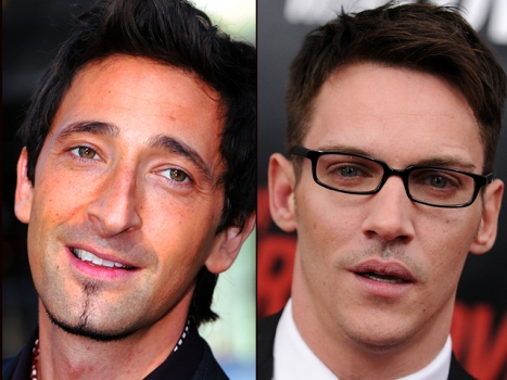 "Adrien Brody, Jonathan Rhys Meyers Vying for ""Fantastic Four"""