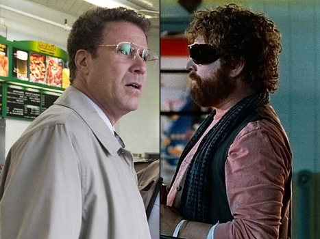 Will Ferrell and Zach Galifianakis Squaring Off in Election Comedy