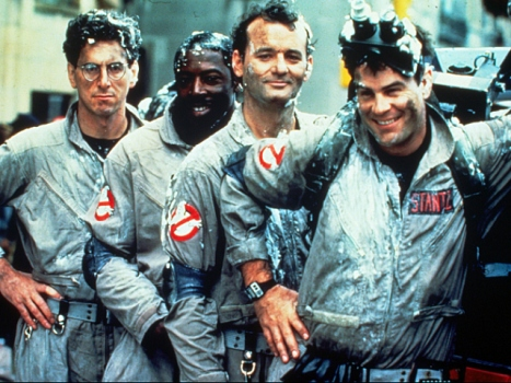 "Ivan Reitman Damns ""Ghostbusters 3"" With Faint Praise"