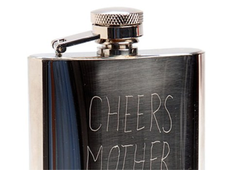 Cheeky Hip Flask