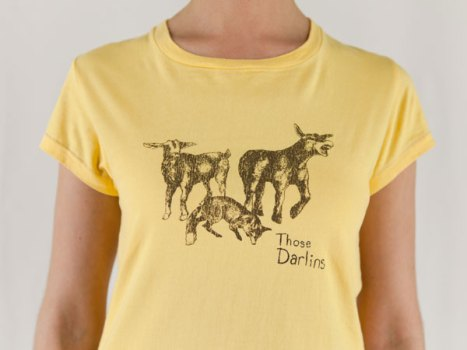 Those Darlins Tee