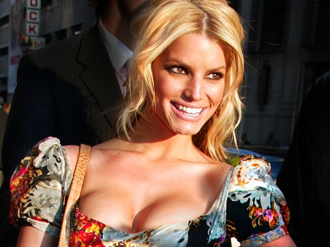 Jessica Simpson Is Designing Plus-Size Bras