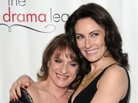 Broadway's Brightest Celebrate Patti LuPone at Drama League Gala