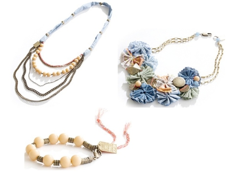 Lizzie Fortunato Makes Crafty Jewelry for Madewell