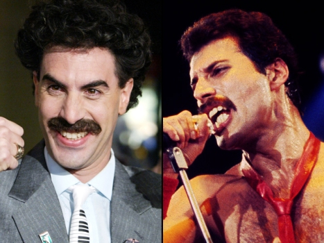 Sasha Baron Cohen to Star as Freddie Mercury