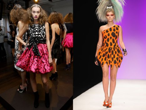 Naeem Khan, Jeremy Scott, Peter Jensen Hit New York Fashion Week