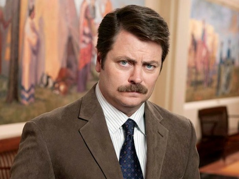 Thursday Watch List: Double Dose of Ron Swanson