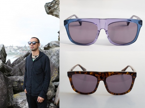 The Innovators: Hisham Baroocha on Guest Designed Sunglasses