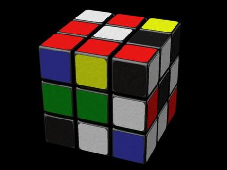 "How's About ""Rubik's Cube: The Movie""!"