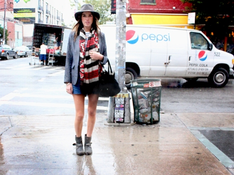 Street Style: Alexandra on Driggs and 10th