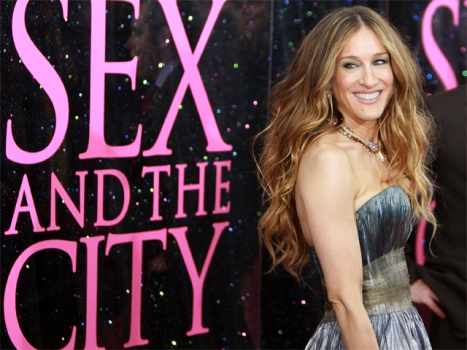 Swarovski and Sex and the City 2 Combine Their Sparkle