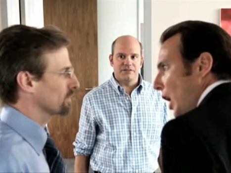 Will Arnett-David Cross-Spike Jonze BBC Sit-Com Now Online
