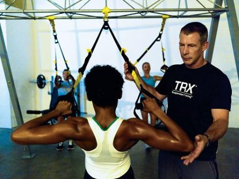 Dori's Quest: TRX Suspension