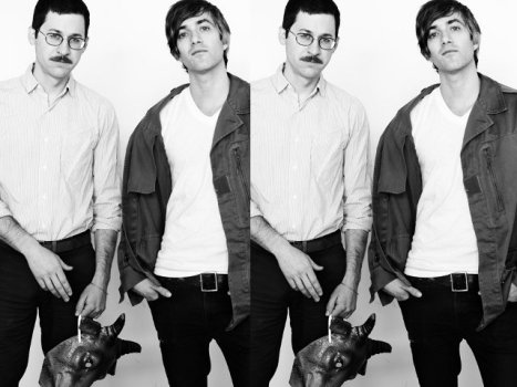 A Quickie With We Are Scientists' Keith Murray