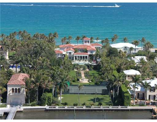 $24M for a Palm Beach Waterfront Estate
