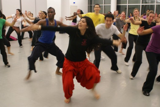 Hip & Healthy: Masala Bhangra, the Spiciest Workout in Town