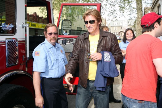 "Denis Leary On ""Rescue Me"" Finale"