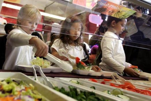NYC School Lunches Getting Healthier
