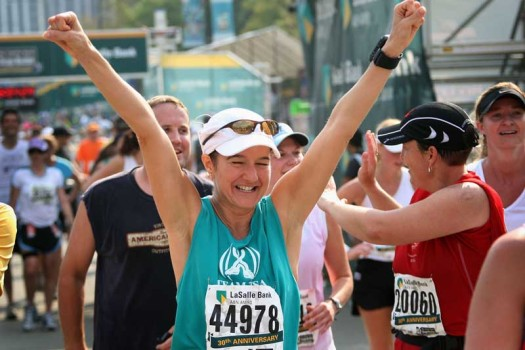 Trouble Reaching Fitness Goal? Try a Race