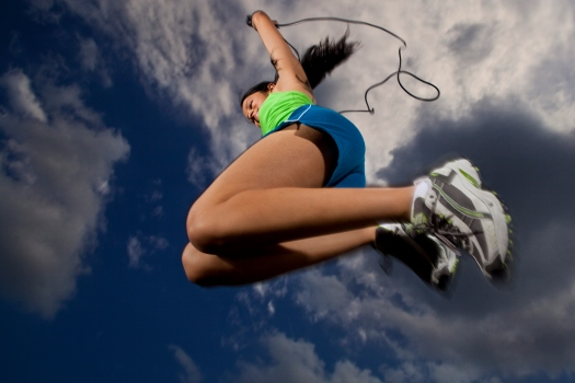Jumping Rope for Fitness: Classes in NYC