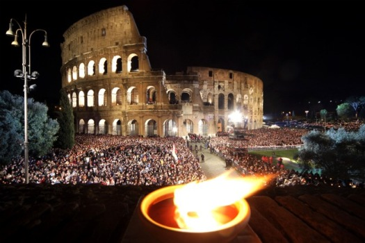 Tod's May Fund Restoration of the Colosseum