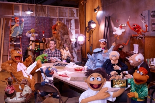 "Jason Segel Will Bring Back ""Subversive"" Muppets"