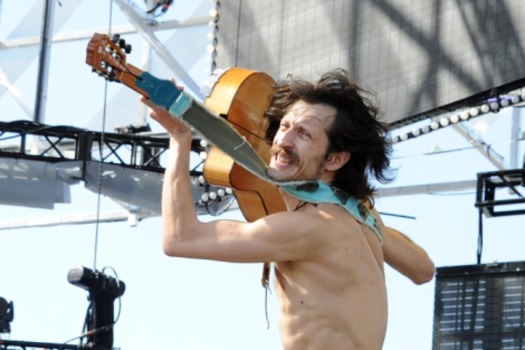 WATCH: Gogol Bordello Frontman Talks Bonnaroo