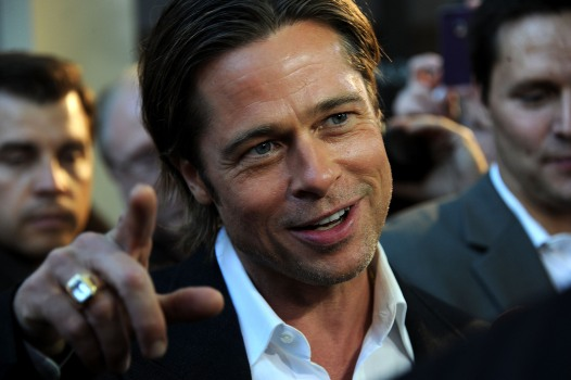 "Amid Praise and Boos, Brad Pitt Found ""Tree of Life"" ""Challenging"""
