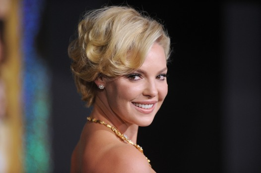 "Katherine Heigl Hit the Books For ""One For the Money"""