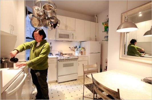 The Unremarkable Kitchens of Celebrity Chefs in NYC