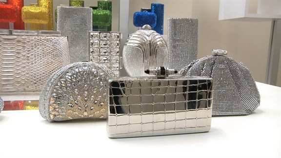 JUDITH LEIBER'S RED CARPET CLUTCHES