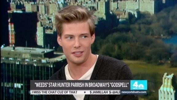 Hunter Parrish Stars in Broadway's