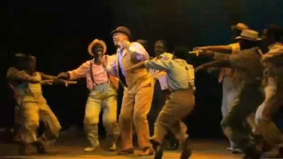 Backstage: Porgy and Bess