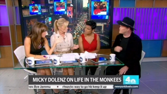 Micky Dolenz Chats About Life With The Monkees